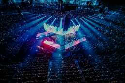 Visional media servers drive content at Passion Conferences